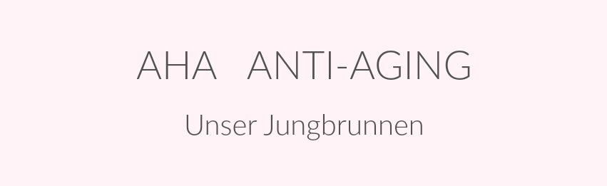 aha, aha anti aging, glykolsäure, aha bha unterschiede, Super Twins Annalena und Magdalena
