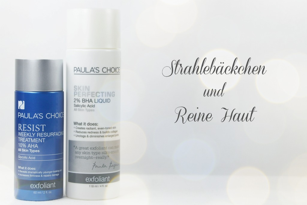 Fruchtsäurepeeling, chemische Peelings, aha und bha, Olaz Regenerist Nacht Elixier, Flora Mare Pads, Dermasence Fruchtsäure, Dermasence AHA Body & Face Lotion, Dermasence AHA Effects Plus C, Paula's Choice AHA Gel, Alcina AHA Fluid, Acne Attack, Super Twins Annalena und Magdalena