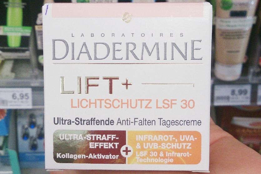 Diadermine Lift Intense LSF 30, Review Diadermine Lift Intense, Tagescreme mit LSF, Diadermine Tagescreme, Super Twins Annalena und Magdalena