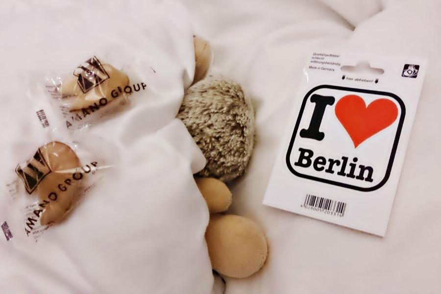 Berlin Elch, Super Twins Annalena und Magdalena