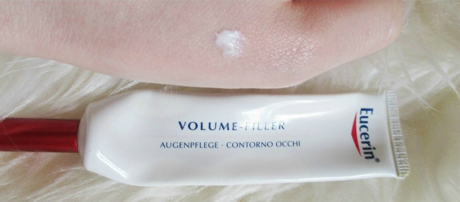 Eucerin Volume Filler, Review Eucerin Volume Filler Augencreme, Review Eucerin Volume Filler Augenpflege, Super Twins Annalena und Magdalena