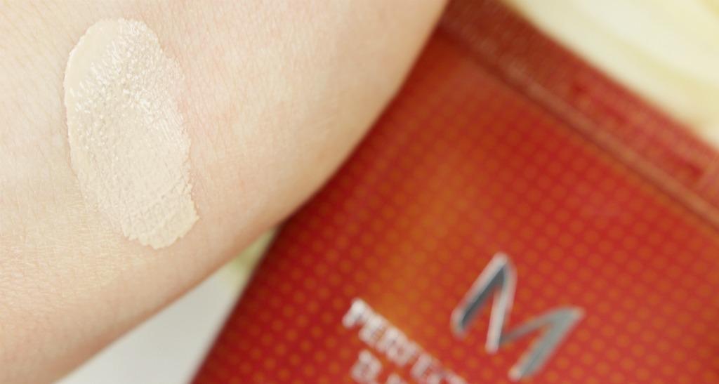 Missha BB Cream, Missha M Perfect Cover BB Cream, Review Missha M Perfect Cover BB Cream, Missha, hellste Missha BB Cream, Porzellanteint schminken, koreanische BB Cream Test, koreanische BB Cream fettige Haut, Super Twins Annalena und Magdalena