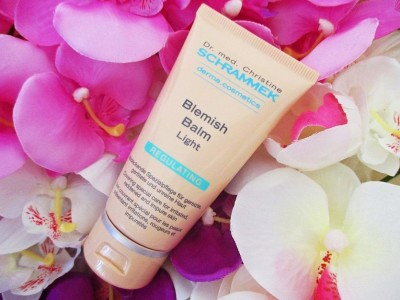 Die Mutter der BB Creams: Dr. Schrammek Blemish Balm in Light