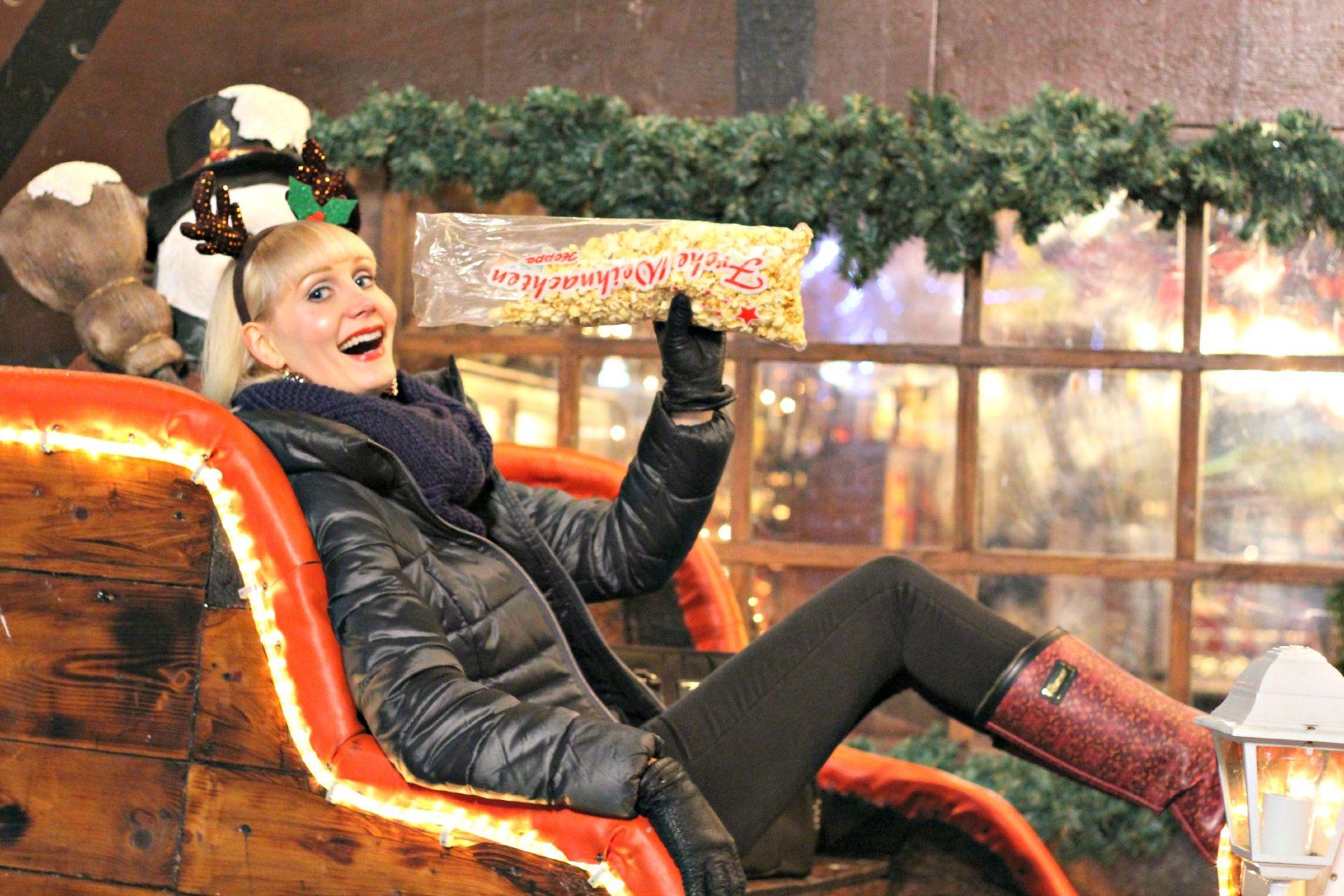 Weihnachten, Super Twins Annalena und Magdalena