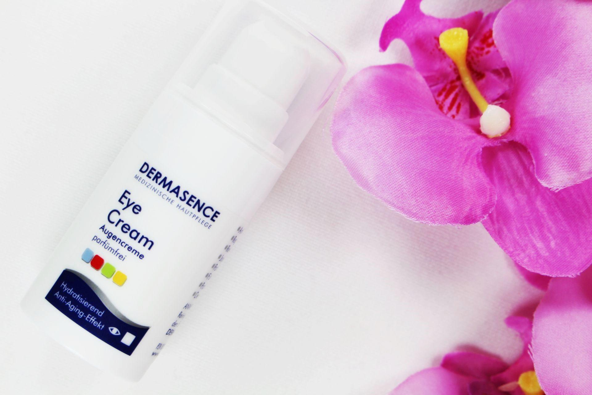 Dermasence Eye Cream, Anti-Aging Augencreme, Dermasence Augencreme, Dermasence Augencreme Inhaltsstoffe, Dermasence Review, Super Twins Annalena und Magdalena