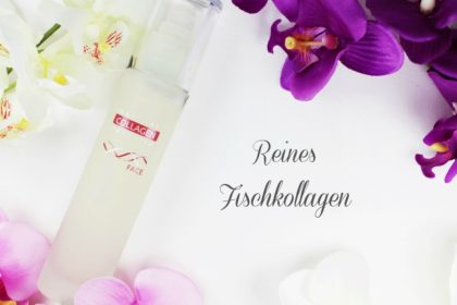 Natural Collagen Inventia Face Gel: Reines Fischkollagen