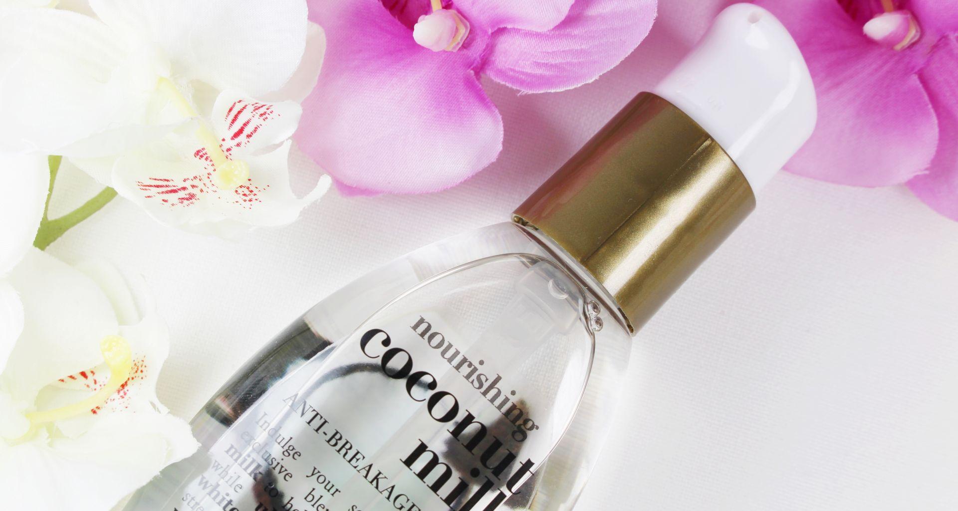 Ogx Coconut Water, Ogx Coconut Oil, Ogx Coconut Milk Anti Breakage Serum, Haarpflege mit Kokosöl, Haarpflege Silikone, Haarpflegeöl, Conditioner Haare, Conditioner Test, Naturkosmetik, Super Twins Annalena und Magdalena