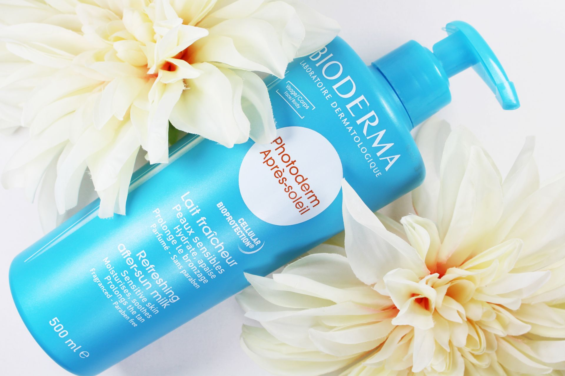 Bioderma Photoderm Apres Soleil, Bioderma After Sun, Apres Lotion Sonnenbrand, Bodylotion, Super Twins Annalena und Magdalena