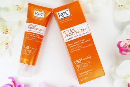 Roc Soleil Protexion High Tolerance Cream SPF 50+