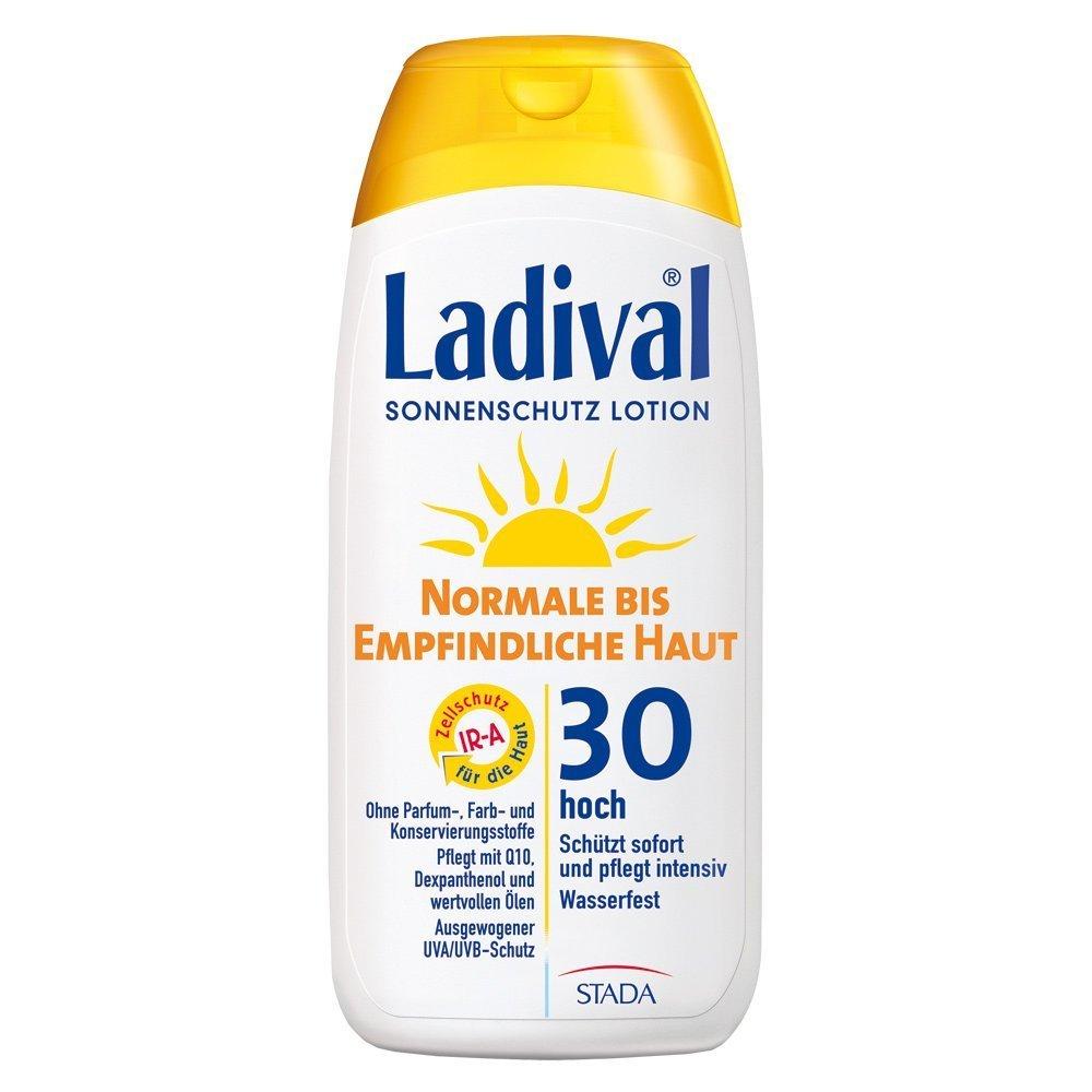 Ladival Sonnenschutz Lotion Normale bis Empfindliche Haut LSF 30