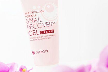 Mizon Snail Recovery Gel Cream - 74% Schneckenschleim