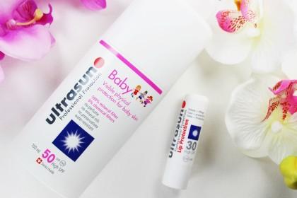 Ultrasun Baby SPF 50: Mineralische Sonnencreme ohne Weißeln?