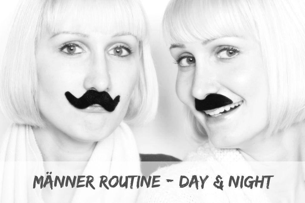 Männer Hautpflege Produkte, Mann Hautpflege, Hautpflege Routine, Routine Skin Care, Männer Pflege Routine, Männer Gesichtspflege, PC4Men, Super Twins Annalena und Magdalena