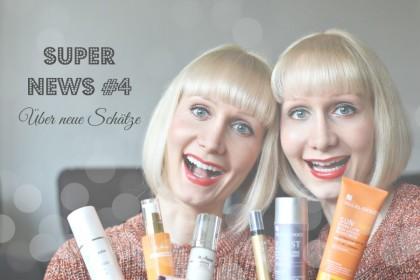 Super News #4: Über neue und alte Anti-Aging Schätze