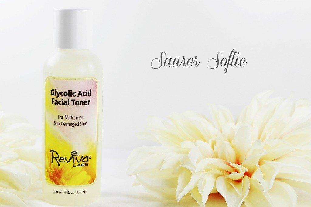 Reviva Labs Glycolic Acid Facial Toner Review, Fruchtsäurepeeling selber machen, Fruchtsäurepeeling wie oft, Fruchtsäurepeeling zu Hause, Glykolsäure Wirkung, Super Twins Annalena und Magdalena