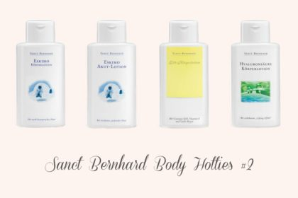Unsere Hotties: Sanct Bernhard Bodylotions #2