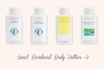 Unsere Hotties: Sanct Bernhard Bodylotions #2
