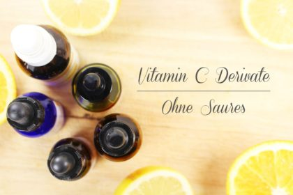 Vitamin C Derivate: Garantiert nicht sauer
