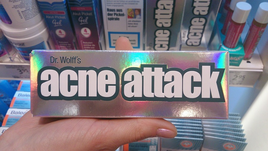 Acne Attack, Alcina AHA Fluid, Alcina AHA Fluid Erfahrung, Fruchtsäurepeeling, Super Twins Annalena und Magdalena
