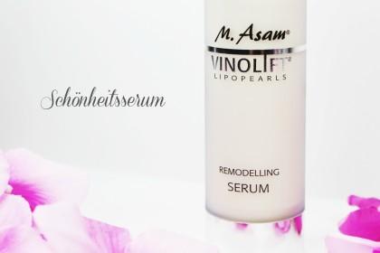 Die Kraft der Trauben: M. Asam Vinolift Remodelling Serum