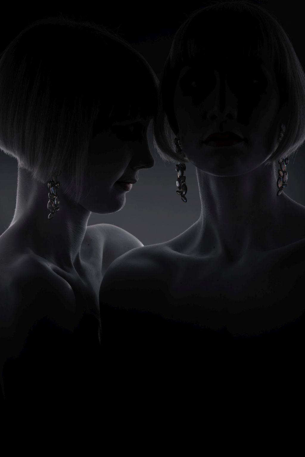 Seelenstriptease, Super Twins Annalena und Magdalena