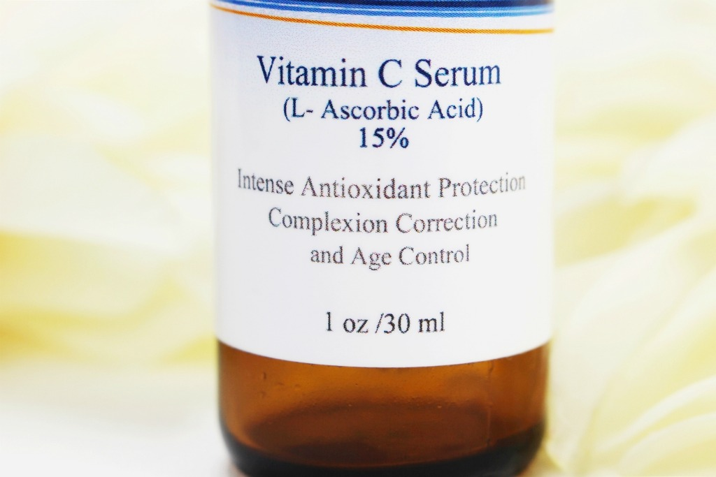 Vitamin C Serum für das Gesicht, Vitamin C diy, Vitamin C selber herstellen, was ist Askorbinsäure, Askorbinsäure Gesicht, Anti-Aging Vitamin C Serum, Timeless Vitamin C Serum, Skin Beauty Solutions Vitamin C Serum, C20 Vitamin C Serum, Super Twins Annalena und Magdalena