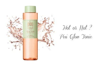 Pixi Glow Tonic mit 5% AHA: Worth the Hype?