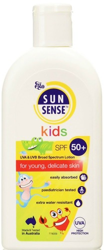 Sunsense Kids SPF 50+ Toddler Milk