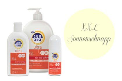 SunSense Ultra SPF 50+: Sonnencreme für die ganze Familie