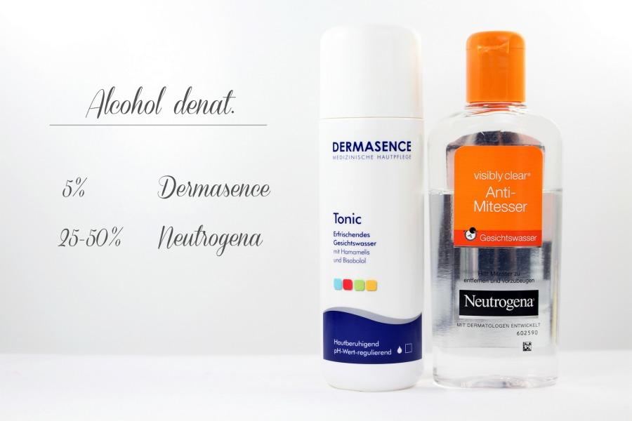 Alkohol in Kosmetik, Alkohol in Kosmetik schlecht für die Haut, Alkohol in Kosmetik Hautalterung, was macht Alkohol mit der Haut, Super Twins Annalena und Magdalena