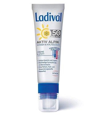 Ladival Alpin Aktiv Sonnen- und Kälteschutz LSF 50+