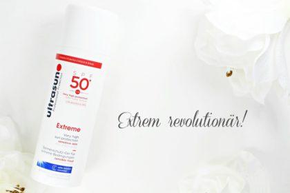 Extrem Revolutionär: Ultrasun Extreme Gel SPF 50+