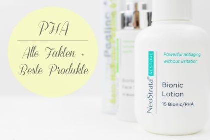 Polyhydroxysäuren (PHA): Alle Fakten + Beste Produkte
