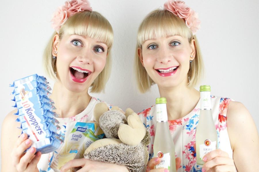 Beauty Blog Hautpflege, Super Twins Annalena und Magdalena mit Super Elch