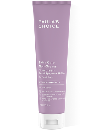 Paula's Choice Extra Care Non-Greasy Sunscreen SPF 50