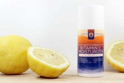 InstaNatural 20% Vitamin C Moisturizer - Alte und neue Rezeptur