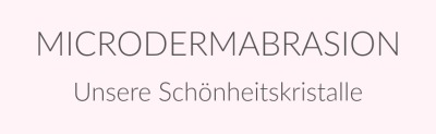 Microdermabrasion: Das etwas andere Peeling