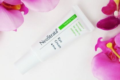 PHA Treatment: Neostrata Eye Cream 4%