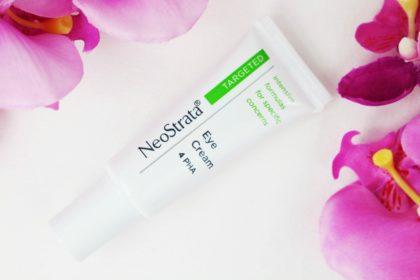 Neostrata Eye Cream mit PHA: Tschüss Knitterfältchen!