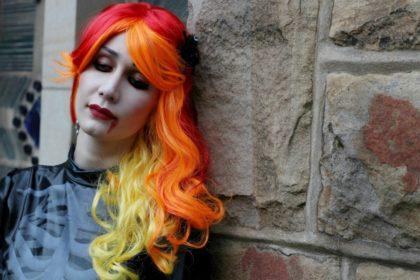 Schaurig schönes Gothic Doll Makeup zu Halloween