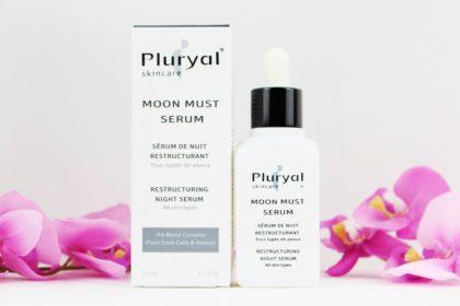 Pluryal Skincare Moon Must Serum mit Retinol