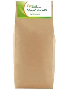 Piowald Erbsenprotein 1kg Beutel