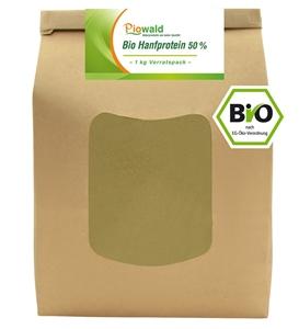 Piowald Hanfprotein 1kg Beutel