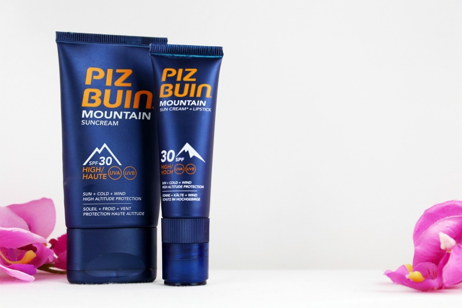 piz buin mountain suncream plus lipstick spf 30 beauty must have. Black Bedroom Furniture Sets. Home Design Ideas
