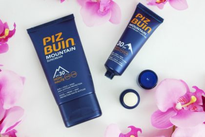 Piz Buin Mountain Suncream + Lipstick SPF 30