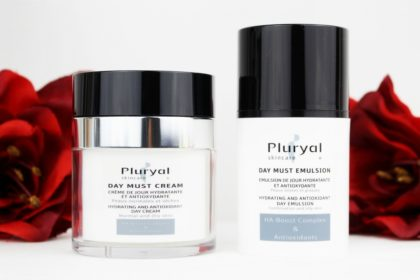 Pluryal Skincare Day Must Cream und Day Must Emulsion