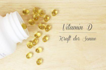 Auch Sonnenanbeter sollten es kennen: Vitamin D + Unser Bluttest