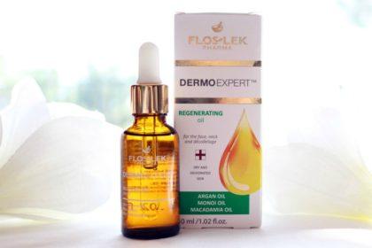 Floslek Pharma Dermo Expert Regenerierendes Öl