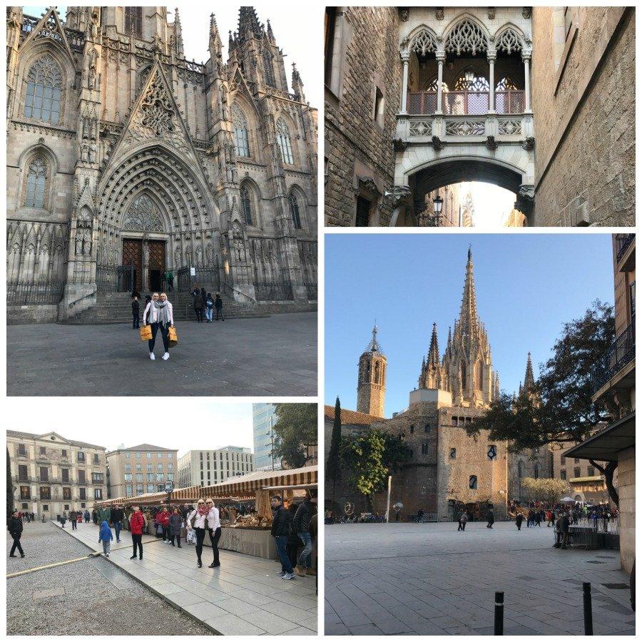 Barcelona Sightseeing Tipps, Barcelona was man sehen muss, Barcelona Sehenswürdigkeiten Liste, Barcelona Kathedrale Bilder, Barcelona Barri Gotic, Barcelona Mercat Gotic, Super Twins Barcelona, Super Twins Annalena und Magdalena