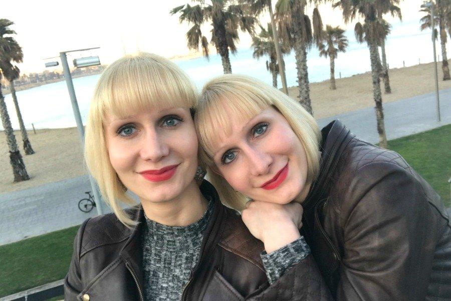 Barcelona Sightseeing Tipps, Barcelona was man sehen muss, Barcelona Sehenswürdigkeiten Liste, W Hotel Barcelona, Super Twins Barcelona, Super Twins Annalena und Magdalena